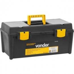 Caixa Plástica Vdc 4035 Com 1 Bandeja Vonder