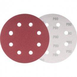 Disco De Lixa Com 180 Mm Grão 100 Para A Lixadeira Lpv 750